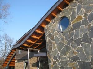 BLM Architecten Enschede foto van project woning Vikkerhoekweg te hengelo