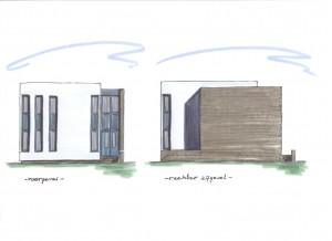 BLM Architecten Enschede foto van project passiefhuis simpliromatikós ongebouwd