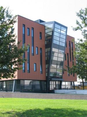 BLM Architecten Enschede foto van project kantoorgebouw tcpm te hengelo