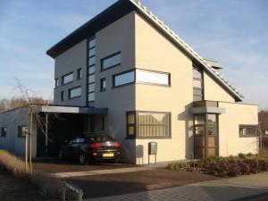 BLM Architecten Enschede foto van project woning Nieuwe Landen te Lemelerveld