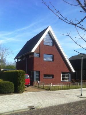 BLM Architecten Enschede foto van project woning Woolderesweg te Hengelo