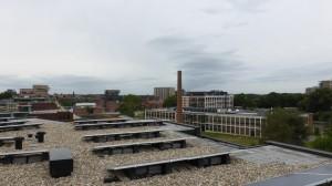 BLM Architecten Enschede foto van project appartementengebouw Roompunt te Enschede