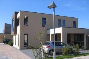 BLM Architecten Enschede foto van project woning kotermeerstal te dedemsvaart
