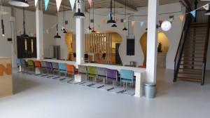 BLM Architecten Enschede foto van project revitalisatie bedrijfspand spinnerij oosterveld te enschede
