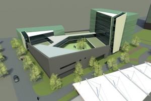 BLM Architecten Enschede foto van project studie woon-zorg locatie Kuipersdijk Hengelo