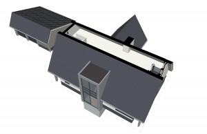 BLM Architecten Enschede foto van project woning Luttermolenveld in De Lutte