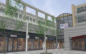 Revitalisering winkelpassage 'Akkerhof' te Spijkenisse