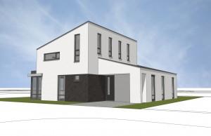 BLM Architecten Enschede foto van project woning 't Rot te Hengelo