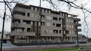 appartementengebouw Roompunt te Enschede