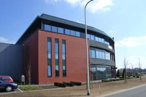 BLM Architecten Enschede foto van project bedrijfshuisvesting bosan te haaksbergen