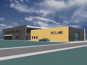 BLM Architecten Enschede foto van project bedrijfshuisvesting te almelo