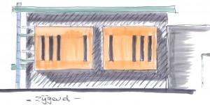 BLM Architecten Enschede foto van project bedrijfshuisvesting valadis te hengelo