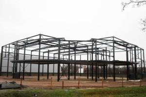 BLM Architecten Enschede foto van project bedrijfshuisvesting walhof glas te hengelo