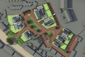 BLM Architecten Enschede foto van project cpo kastanjestraat te oldenzaal