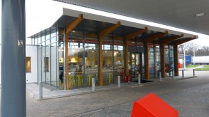 herontwikkeling AVIA tankstation Lonnekermeer te Hengelo