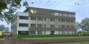 kantoorgebouw Ecare Kennispark te Enschede