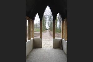 BLM Architecten Enschede foto van project St. Jozefkapel in De Lutte