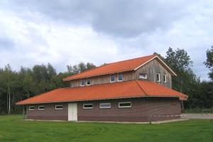 BLM Architecten Enschede foto van project scoutinggebouw Van Rossum-Elisabethgroep te Delden