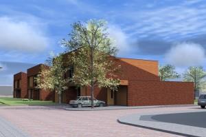BLM Architecten Enschede foto van project Levensloopbestendige woningen 'Casimir' te Borne