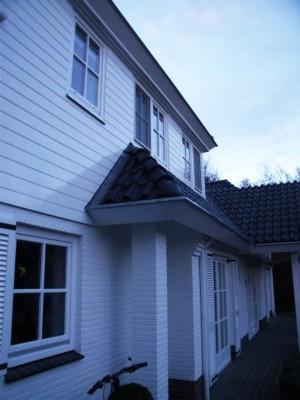 BLM Architecten Enschede foto van project uitbreiding woning Zuid Esch te Borne