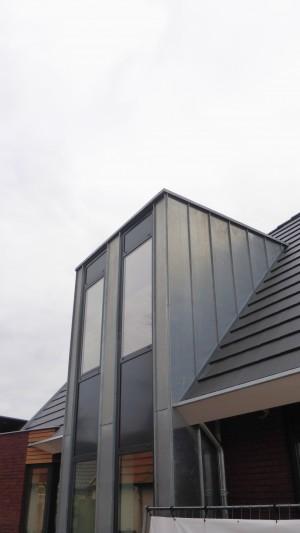 BLM Architecten Enschede foto van project woning Oude Almeloseweg te Borne
