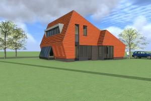 BLM Architecten Enschede foto van project woning dalmeden te hengelo