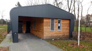 BLM Architecten Enschede foto van project woning Fokkerweg te Enschede