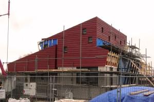BLM Architecten Enschede foto van project woning Bornsche Maten te Borne