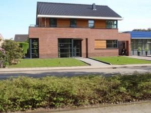 BLM Architecten Enschede foto van project woning Larenseweg te Holten