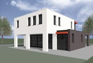 BLM Architecten Enschede foto van project woning Weleweg te Boekelo