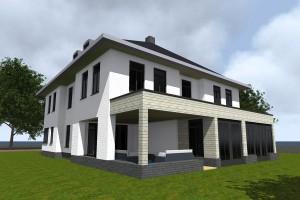 BLM Architecten Enschede foto van project woning te enschede