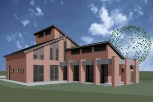 BLM Architecten Enschede foto van project woning te losser